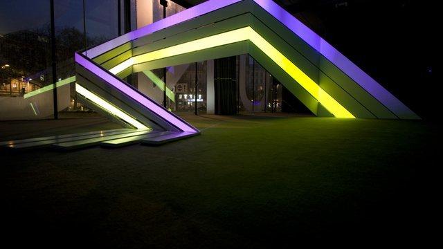 Interaktive Lightrails
