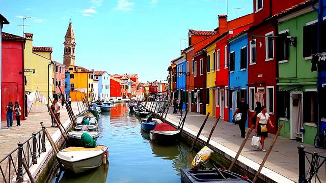 Around Venezia