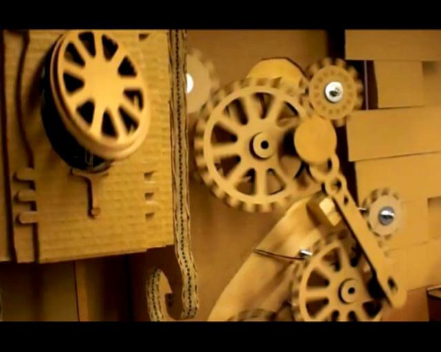 Die Pappmaschine