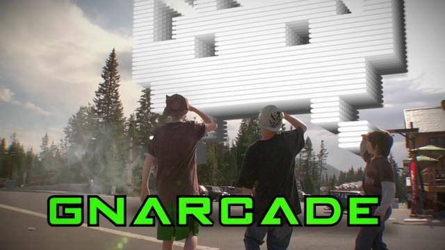 Videospielinvasion in der Snowboardszene