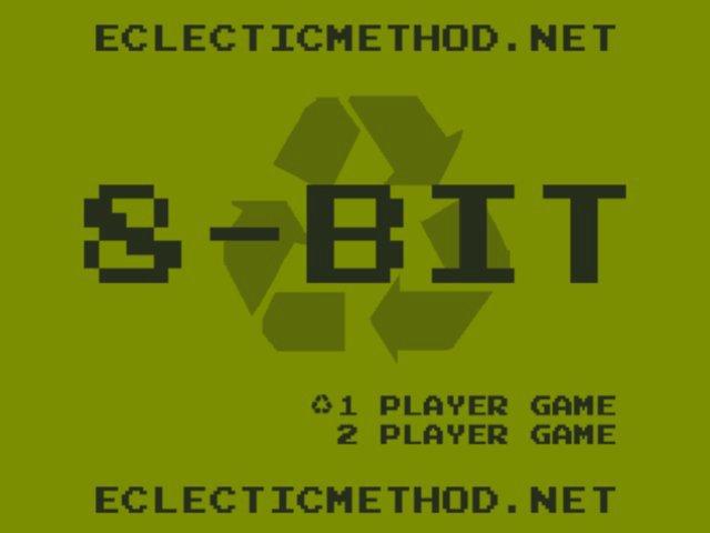 Eclectic Method – 8 Bit Mixtape