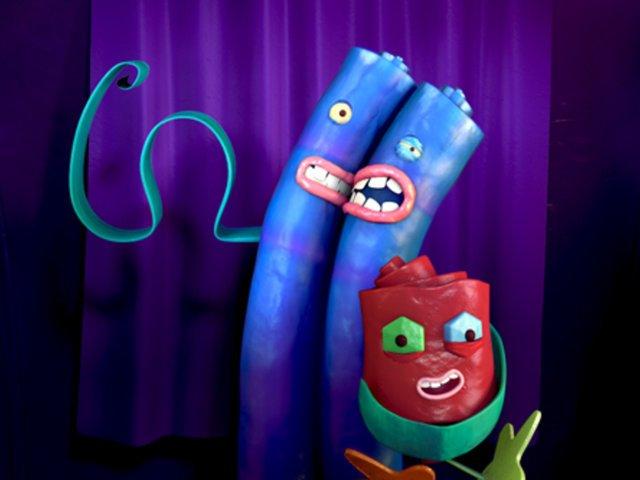 Fruchtige Animation für Zwischendurch