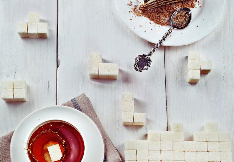 8-Bit Tea Time