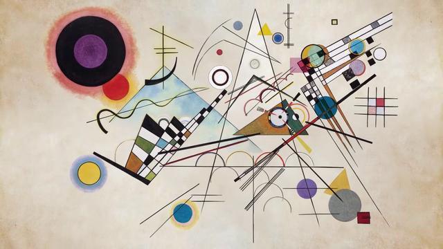 The Kandinsky Effect