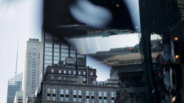 Schöne Stimmungsreflektionen aus NYC