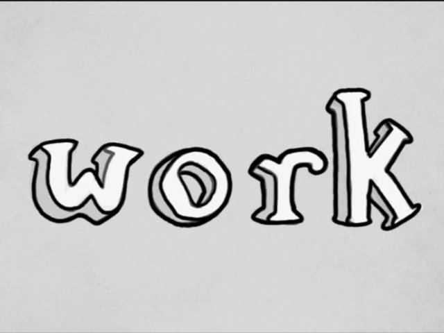 Animated short: Work