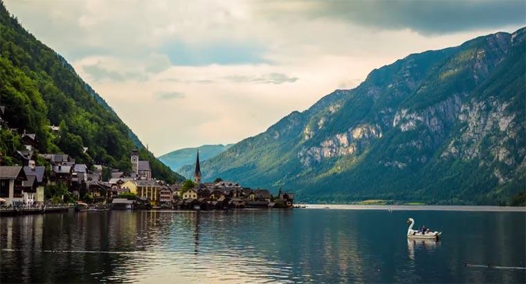 Hyperlapse: Österreich