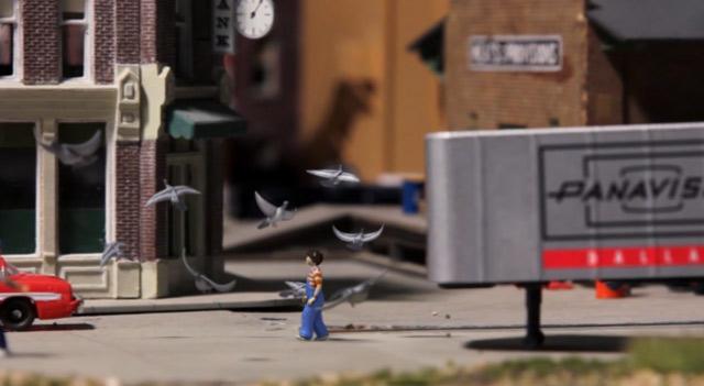 Animierte Miniaturwelt: AICP Sponsor-Reel 2011