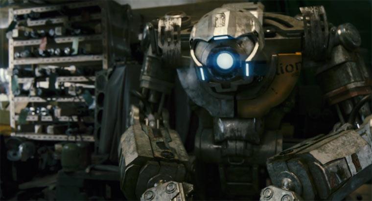 Roboter-SciFi-Short: AMP