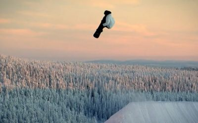ANTIOUT_Snowboarding