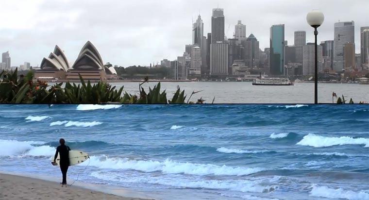 Schöne Reiseimpressionen: Ein Jahr Australien