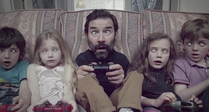 Adam Buxton – Kinderparty mit Videospielen