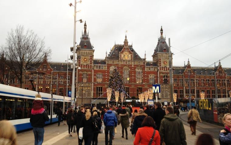 Eindrücke aus Amsterdam