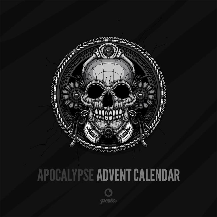 Apokalpysen-Adventskalender