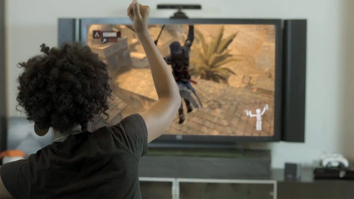 Assassin's Creed für Kinect