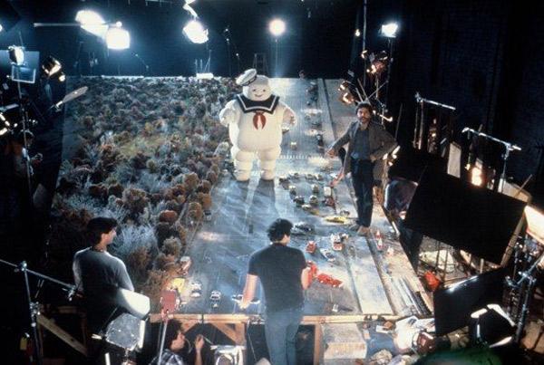 Grandiose Making of Bilder der Filmgeschichte