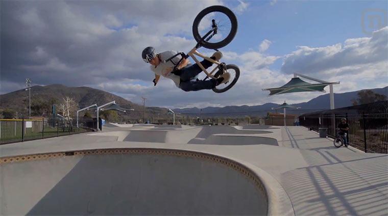 BMX Slowmotion