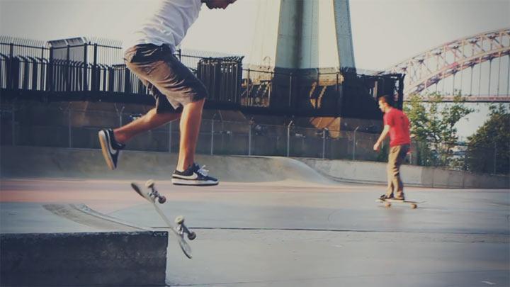 Skateboarding: BRKN Queens