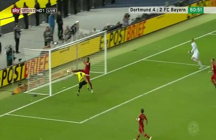 BVB: Alle Tore der Saison 2011/12