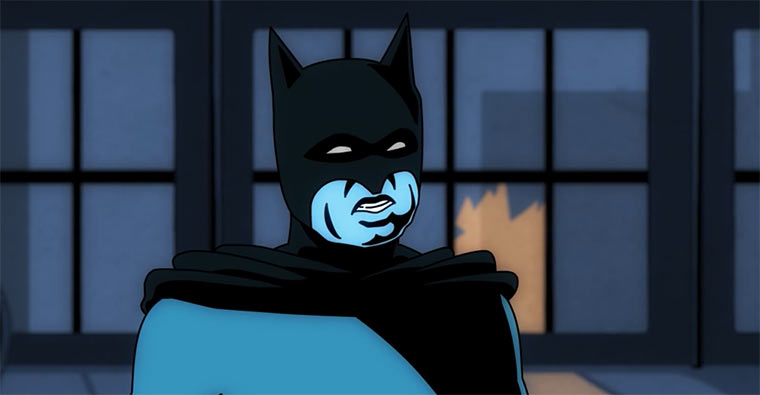 Kevin Spacey, Matthew McConaughey & Co. als Batman