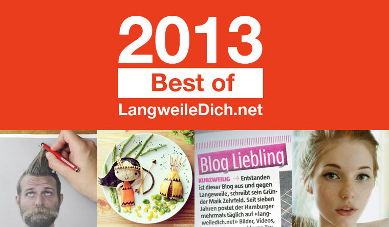 Best of LangweileDich.net 2013: September