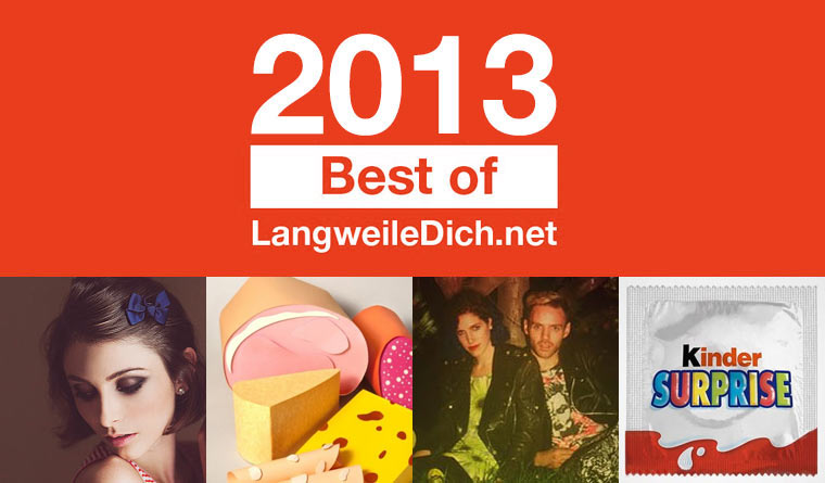 Best of LangweileDich.net 2013: November