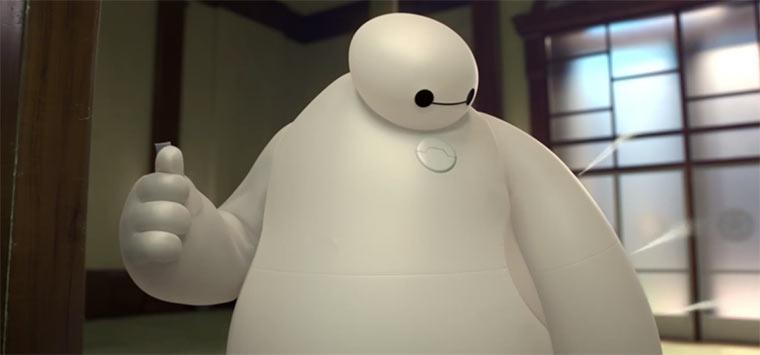 Big Hero 6: erster richtiger Trailer