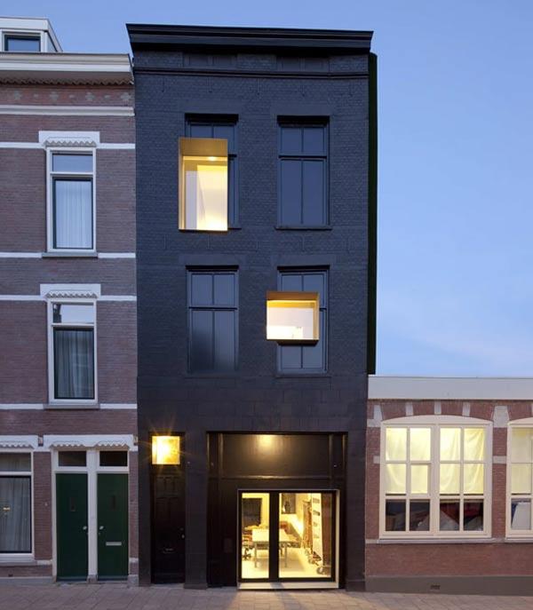 Das stylische Black Pearl House