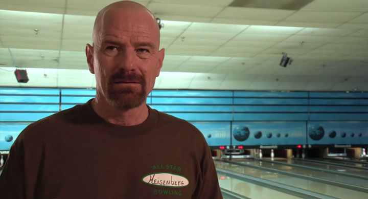 Breaking Bad-Cast geht Bowlen