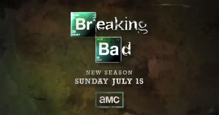 Breaking Bad Season 5 Promo Teaser