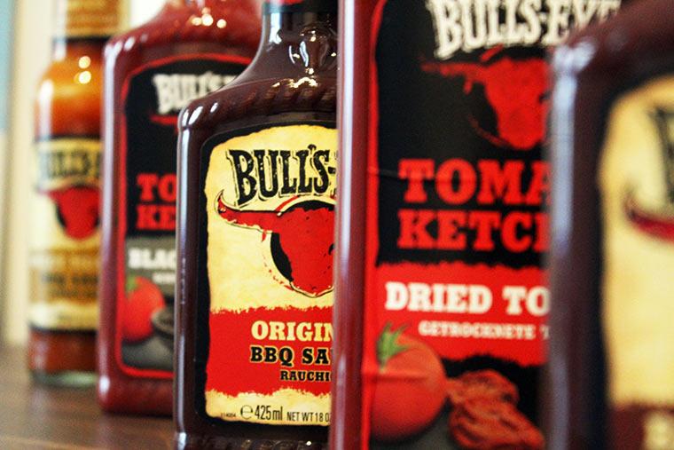 Test & Verlosung: Bull's Eye BBQ-Sauce
