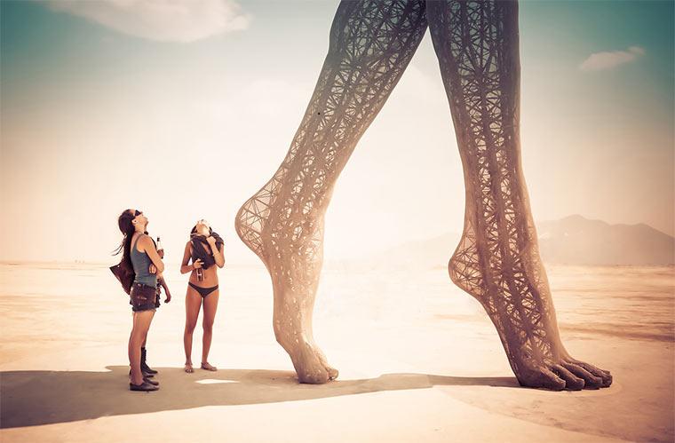 Eindrücke vom Burning Man 2013
