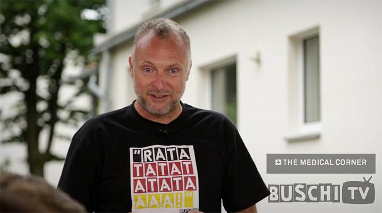 WM-Talk mit Frank Buschmann