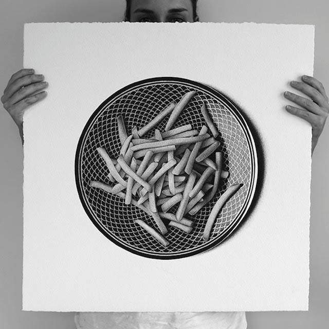 50 Tage 50 Essen zeichnen CJ-Hendry_50foodsin50days_03