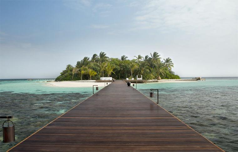 Wie wär's mit einer Privatinsel auf den Malediven?