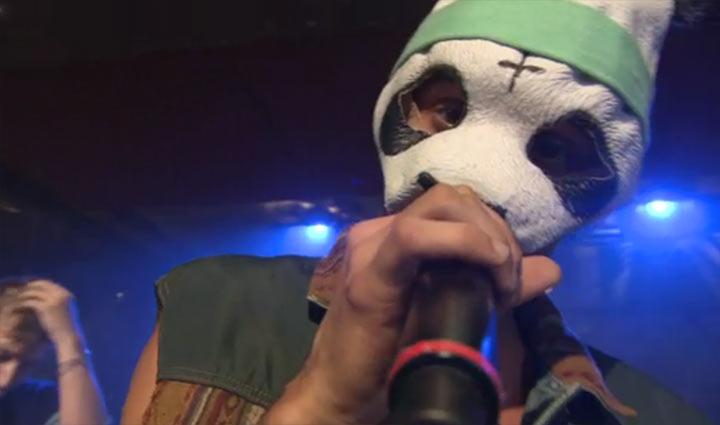 Cro – live on tape