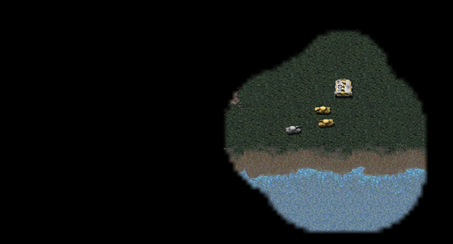 Command & Conquer in HTML5