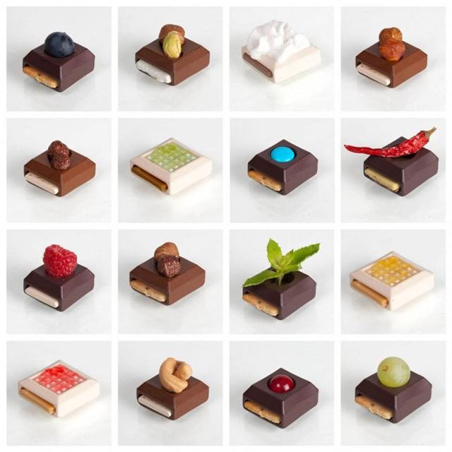 Do-It-Yourself Molekular-Schokoladen-Baukasten