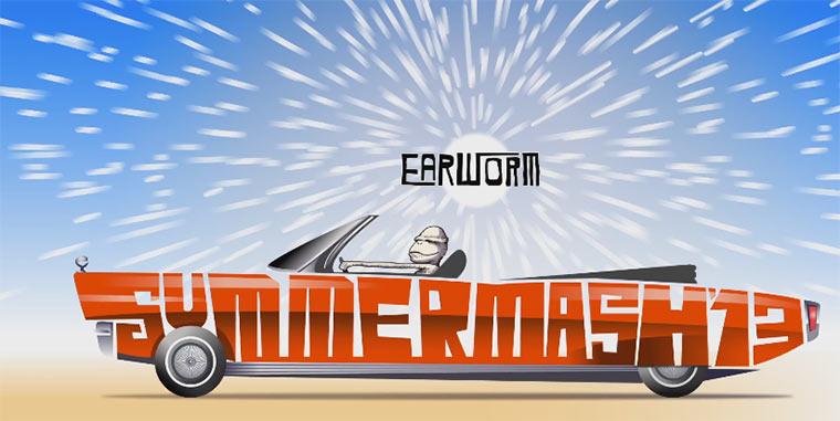 DJ Earworm – SummerMash '13