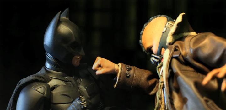 Batman Stopmotion: Dark Knightfall