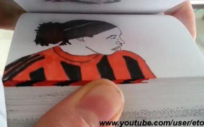 Daumenkino_Ronaldinho-Tricks