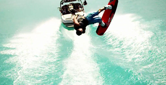 Wakeboarding: The Danny Harf Project