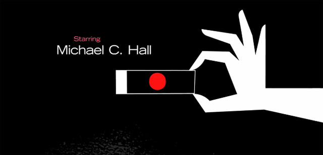 Dexter-Intro Saul Bass'd