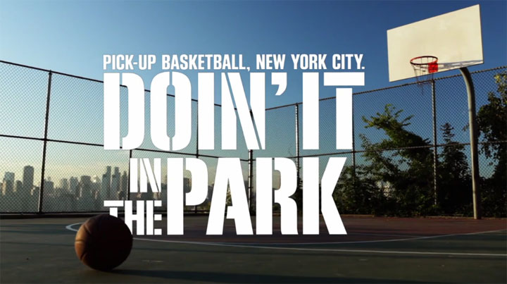 Streetball-Doku: Doin' It In The Park