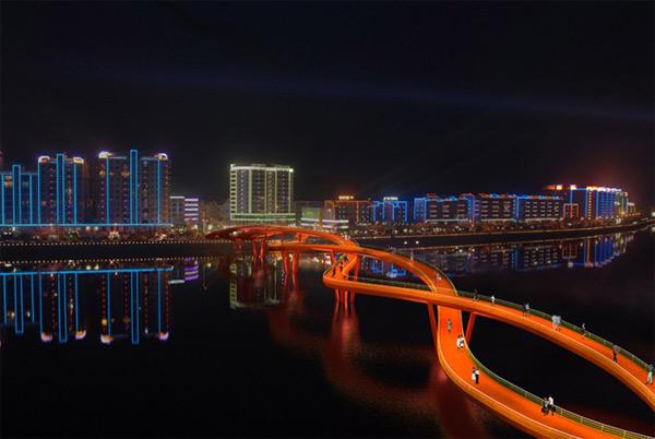 In China bauen sie DNA-Brücken