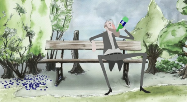 Animated Short: Und Täglich trinkt das Grummeltier