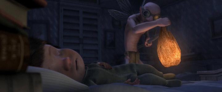 Traumhafter Kurzfilm: DreamGiver