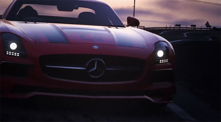 DriveClub hat ein Release-Date!