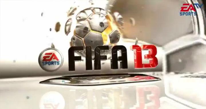 Erste Einblicke in Fifa 13