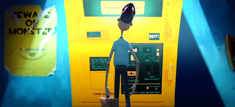 Animated Short: EXIT